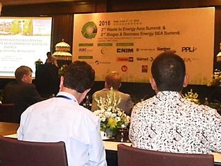 Waste to Energy Asia Summit 2016 ~ Bali
