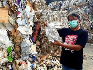 PRESS RELEASE: Environmental Groups Decry Indonesian Waste Chaos Call for Strict Ban on Waste Import