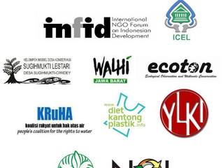Pernyataan Sikap Bersama: Waste to Energy Teknologi Termal, Solusi Gegabah Pengelolaan Sampah