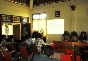 The Urban Community Empowerment Training