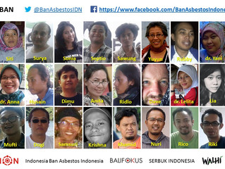 Siaran Pers : South East Asia Ban Asbestos Meeting