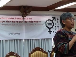 Bahan dan Limbah Berbahaya dan Beracun di Indonesia: Dimensi Gender