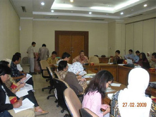 Policy Dialogue with National Task Force on DESWAM and Solid Waste Act No.18/2008