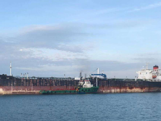 FSO J.NAT: Export of toxic vessel in breach of international law