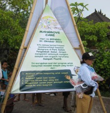 Mangrove Care, Solidaritas Masyarakat Melindungi Lingkungan (Sanur)