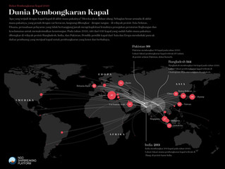 SIARAN PERS: Dimana bangkai kapal-kapal tua Indonesia berakhir?