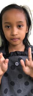 Aida, 9 Tahun