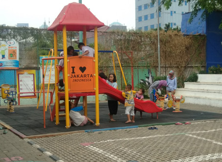 Nexus3 Finds Outdoor Play Equipment in In Jakarta Coated with Dangerous Levels of Lead