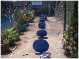 Rehabilitation on DEWATS-CBS (IPAL SANIMAS) in Tabanan regency, Bali province