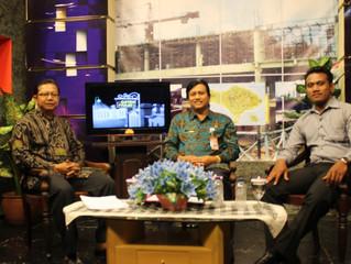 "Dialog Interaktif ""Gatra Praja"" dengan Topik ""Pengelolaan Limbah di Kota Denpasar"""