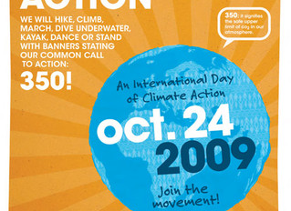 BaliFokus Joins 350.org