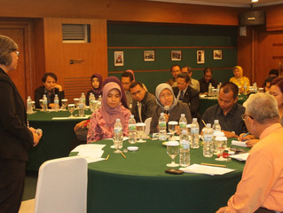 "HCWH Workshop Round Table Forum ""Green and Healthy Hospital Network, Jakarta"