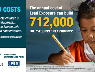 PRESS RELEASE: Protect Our Children from Lead in Paint and Asbestos Exposures