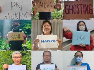 Pembacaan Putusan Gugatan Warga Negara mengenai Pencemaran Udara Jakara kembali ditunda