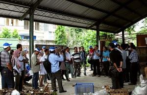 Pelatihan dan Study Tour SKPD (Satuan Kerja Perangkat Daerah) Provinsi Aceh dan Nias tentang Pengope