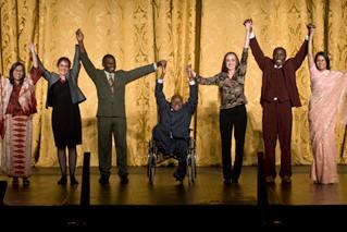 The Goldman Environmental Prize 2009