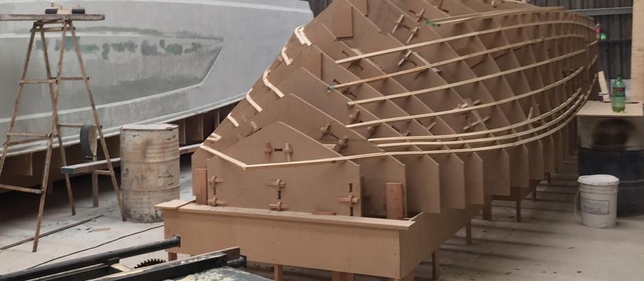 Avanza la construcción del casco del nuevo Quest 290