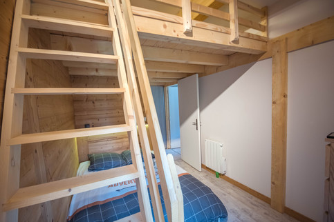 chambre 2 avec mezzanine