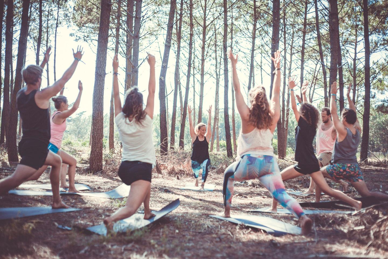 Cours de Yoga - LIVE