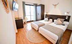 Chambre Single Fin Hotel Lodge