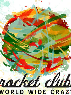 Rocket Club Worldwide Crazy Cover Art