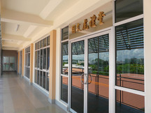 Building Completed for Chung Hwa Middle School