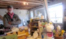 Eric Chesneau, atelier 32 la minoterie, Abstrait, non figuratif, article Presse 2019