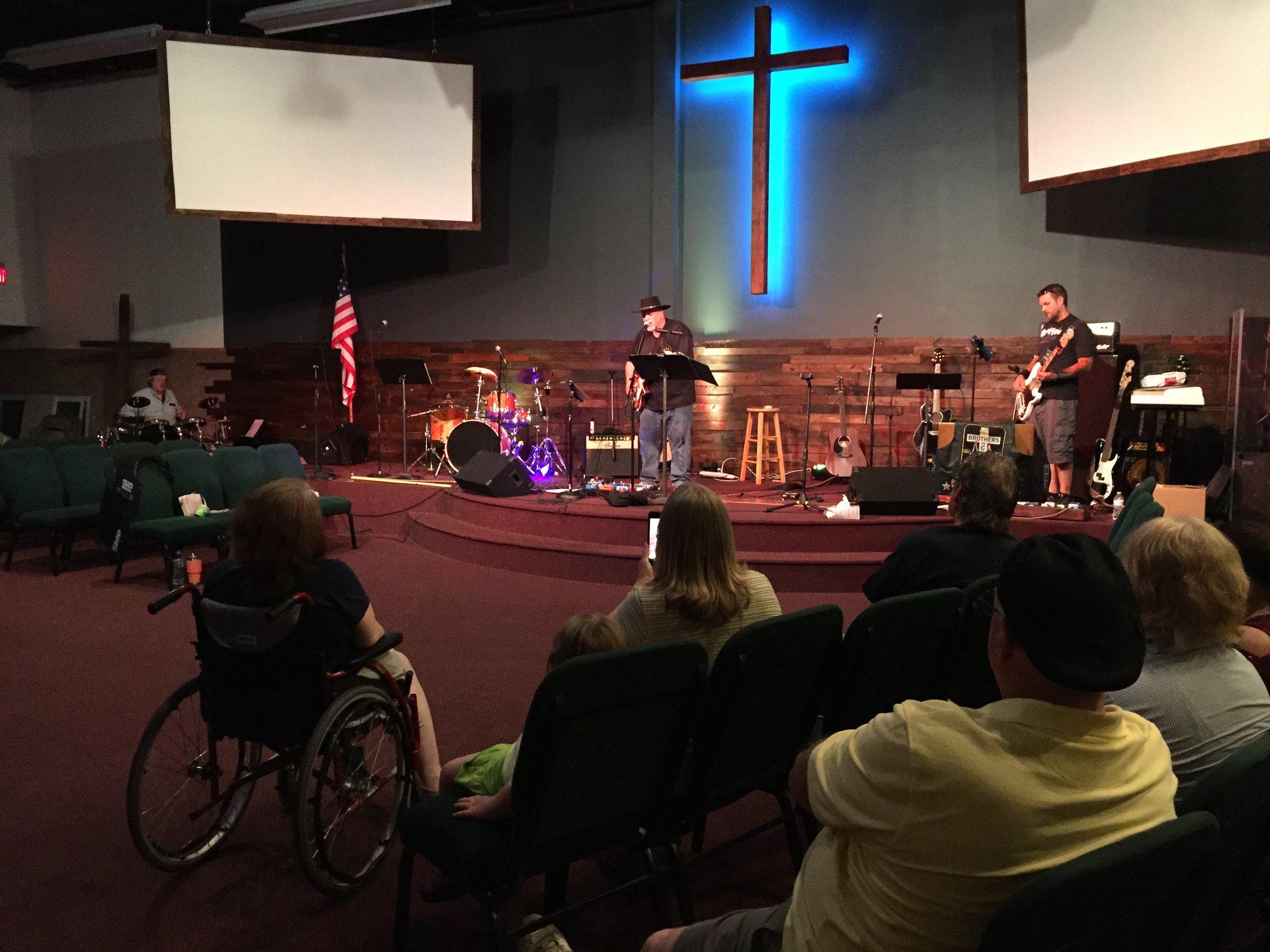 BNC Praise Event
