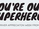 Happy Driver Appreciation Week!