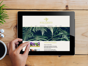 Buds Gardens Website