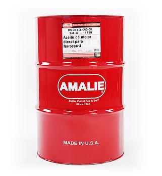 AMALIE RAIL ROAD DIESEL ENGINE OIL 13 TB