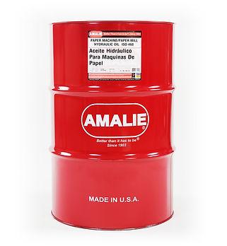 AMALIE PAPER MACHINE - PAPER MILL HYDRAU