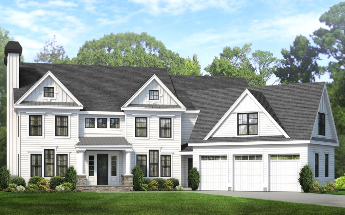 TO BE BUILT IN ARMONK