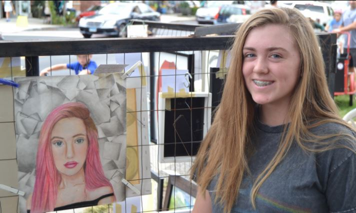 Student Artist