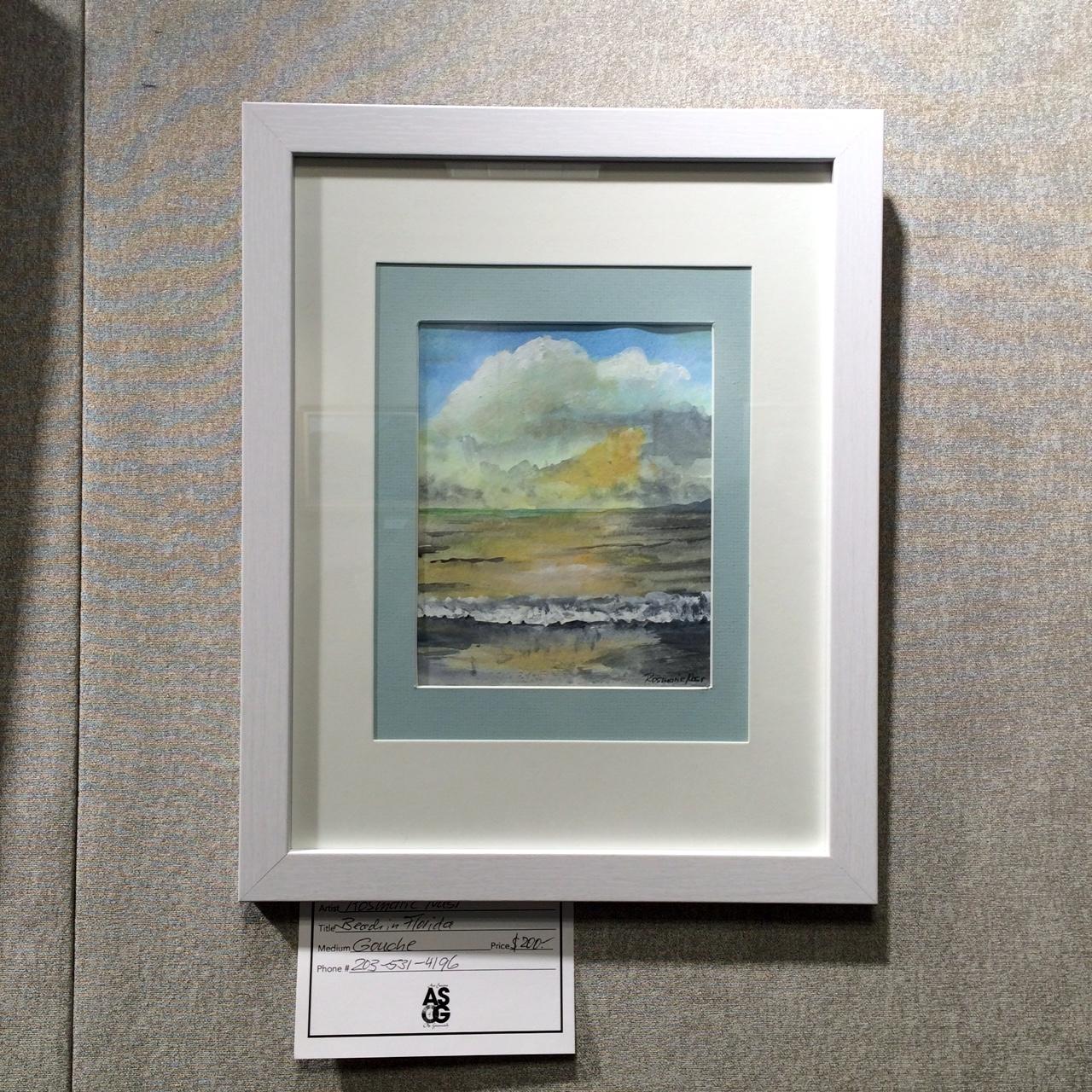 Wave by Carolyn Lyngholm