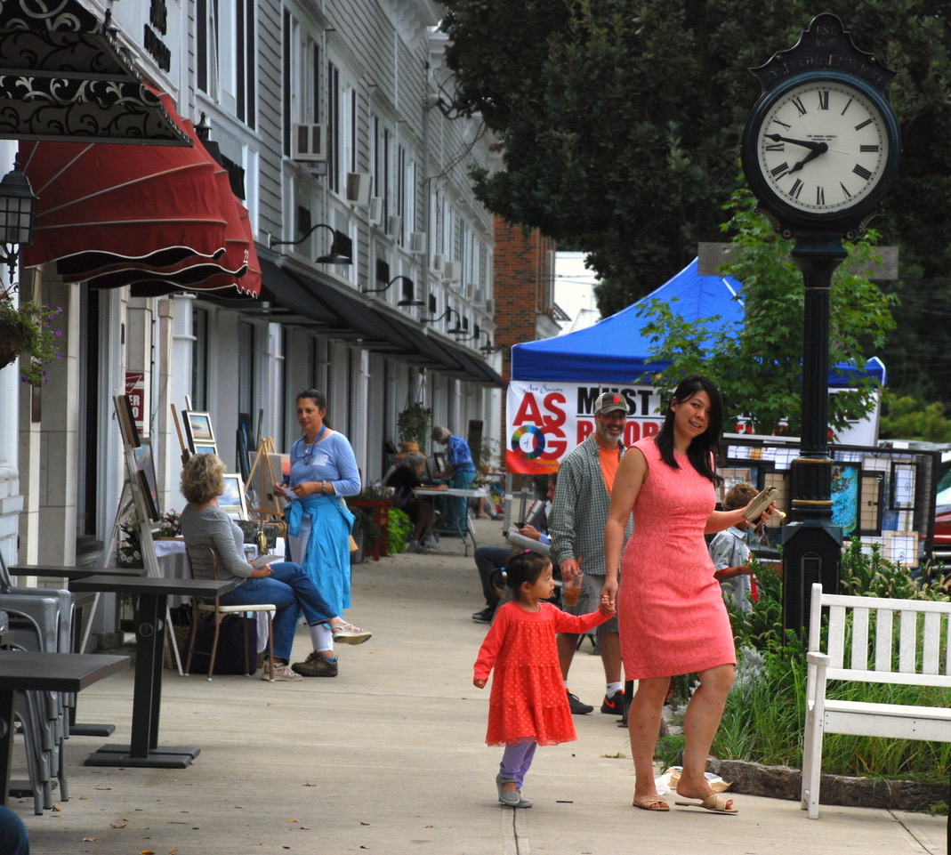 Sidewalk Show and Sale