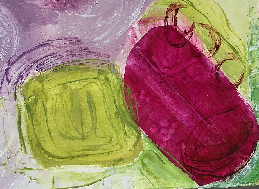 Lauren Hunt Abstract Artist