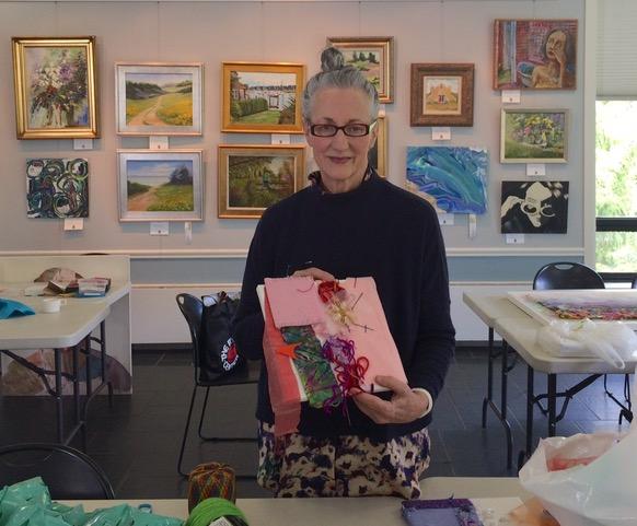Jill Parry - Instructor