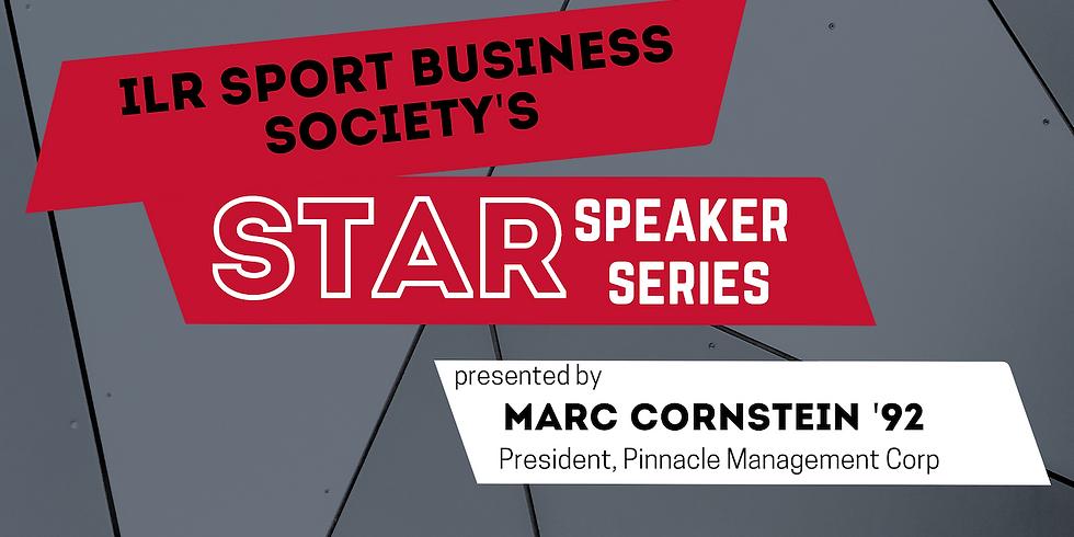 Kiki Vandeweghe: Star Speaker Series presented by Marc Cornstein '92, President, Pinnacle Management Corp