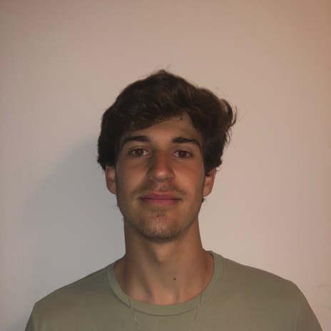 Trevor Goldstein '21, President of Blog