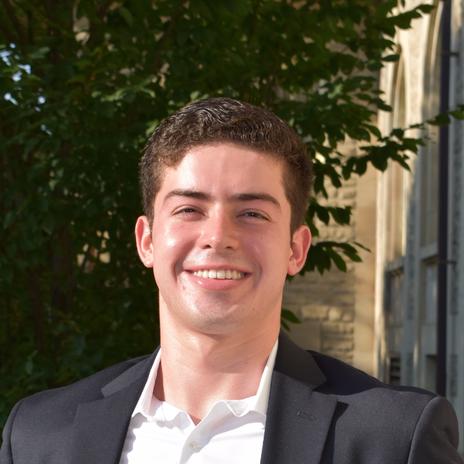 Michael Seitz '22, President of Operations
