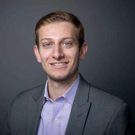 Josh Gershenfeld '21, Co-President