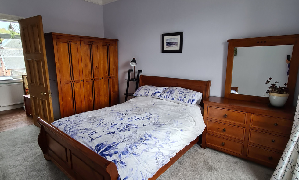 The Editor's Choice king size bedroom
