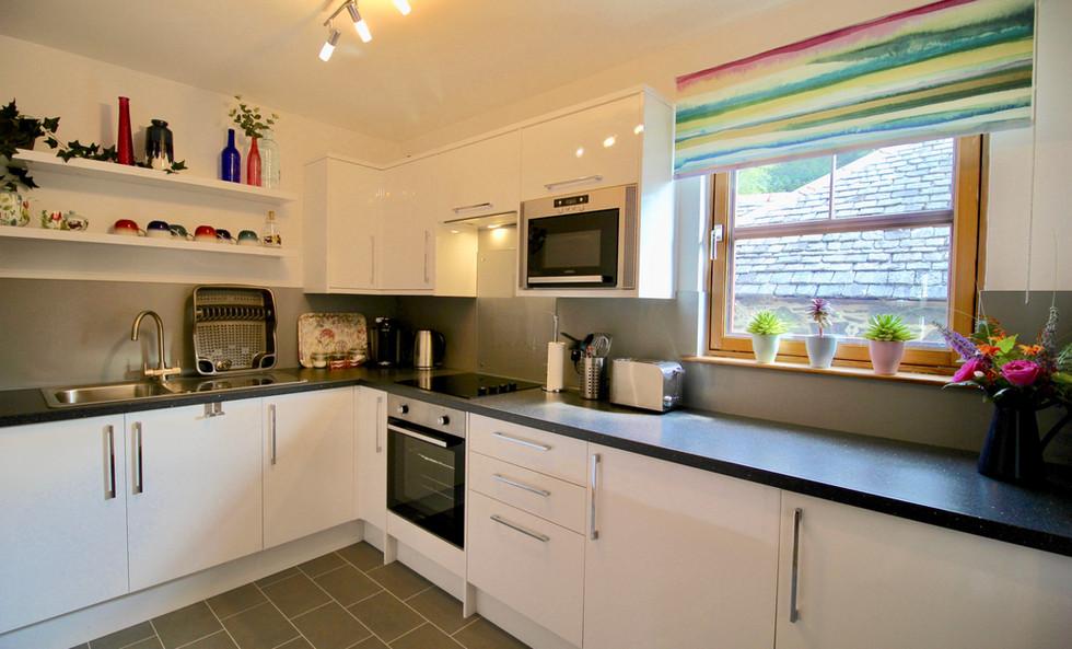 Six Stevenson House kitchen