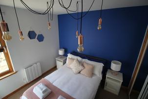 Six Stevenson House double bedroom