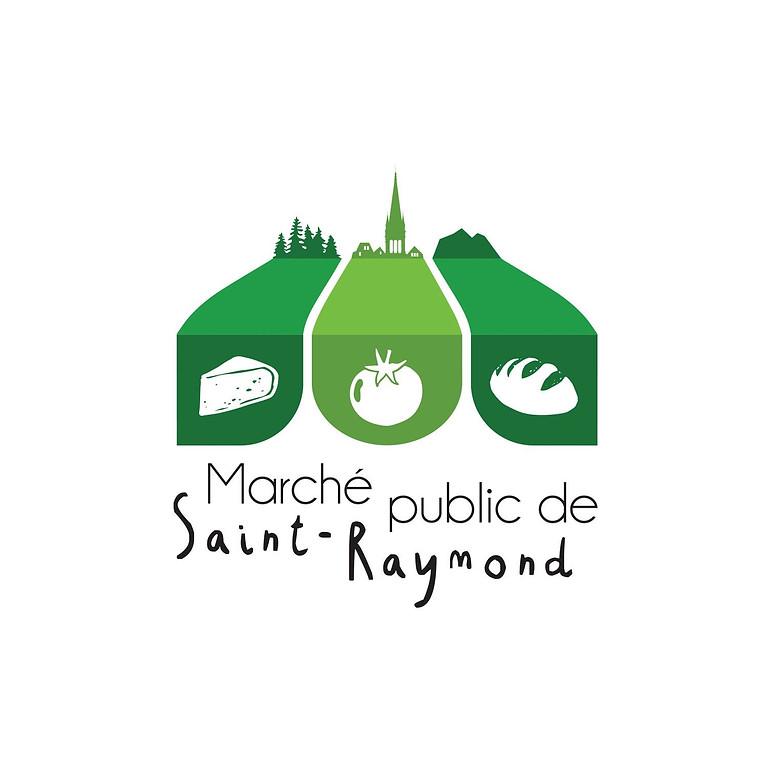 Marché public de St-Raymond