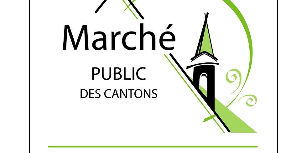 Marché public des Cantons