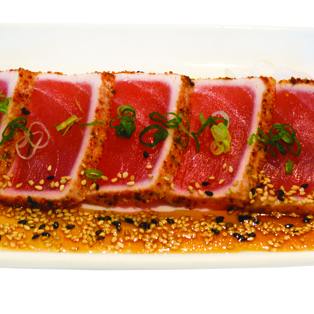 Tuna Pepper Tataki