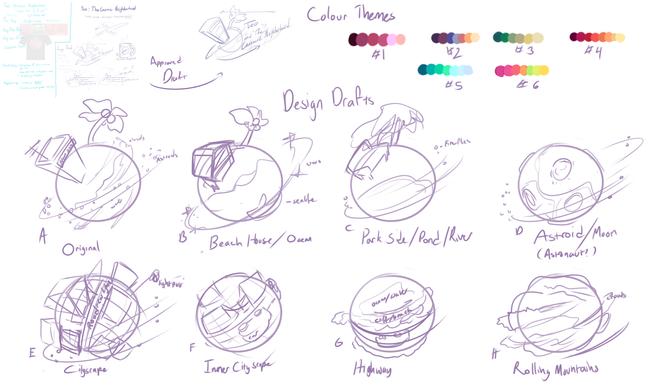 Drafts 1 - Teo and the Cosmic Neighborho