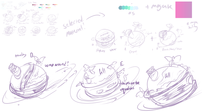 Drafts 2a - Teo and the Cosmic Neighborh